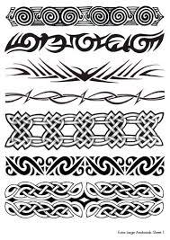 25 unique tribal armband tattoo ideas on pinterest band tattoo