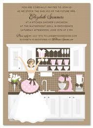 kitchen themed bridal shower ideas kitchen bridal shower theme invitations invitations