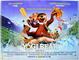 yogi bear yogi bear original cinema movie poster from pastposters com