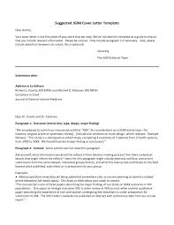 Ieee Cover Letter Example by Cover Letter Science Journal Example Cover Letter Templates