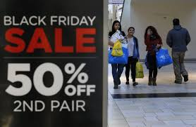 is target packed on black friday black friday shopping u2014with thinner crowds wsj