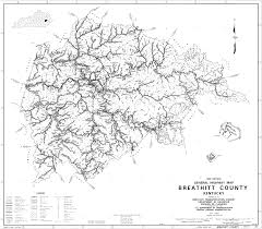 Ky Road Map History