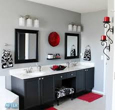 black white and grey bathroom ideas 3 tips add style to a small bathroom small bathroom decorating