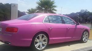 pink bentley lamborghini and bentley go pink for breast cancer awareness month
