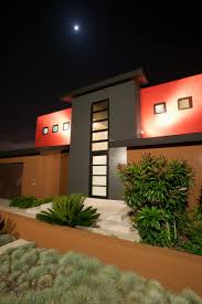 Mediterranean House Design Awesome Dark Brown Wood Glass Cool Design Modern House Ideas Wall