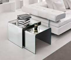 buy nest of tables glass nest tables nt002 mirror finished glass nest tables foshan