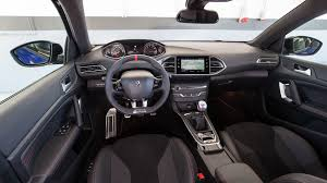 lease peugeot peugeot 308 gti facelift 2017 review by car magazine