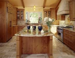 Medium Hardwood Kitchen Ideas Pictures Of Kitchens Traditional - Medium brown kitchen cabinets