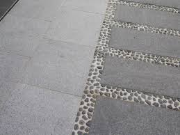 natural looking stone driveway ideas eco outdoor design inspiriation