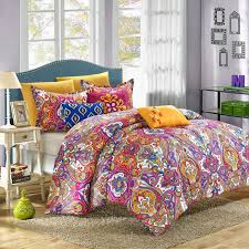 Bed In A Bag Duvet Cover Sets by Chic Home Mumbai Reversible Luxury Bed In A Bag Comforter Set