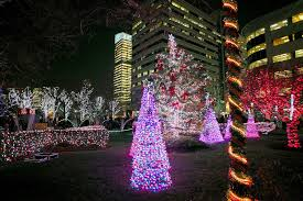 christmas lights events nj neighborhood events 15th annual newport tree lighting holiday