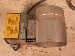 honeywell furnace vent damper youtube