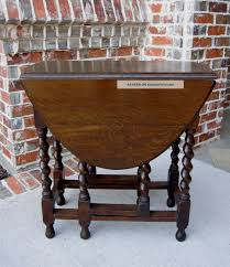 antique drop leaf gate leg table top 65 brilliant retro dining table round for 6 small room tables