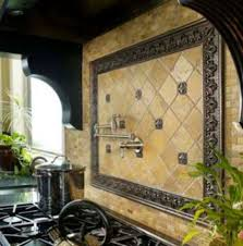 Kitchen Wall Stone Tiles - guide to gorgeous travertine tile natural stone