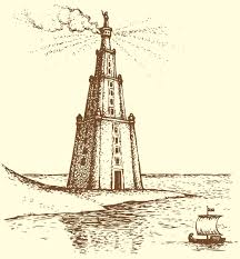 lighthouse was invented in ancient greece