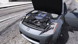 nissan 350z wont start 2003 nissan 350z add on replace tuning template gta5