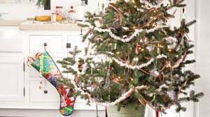 small decorative trees for mantle chritsmas decor