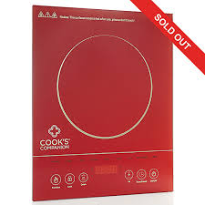 How Induction Cooktop Works Cook U0027s Companion 1500w Led Colored Glass Programmable Induction