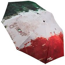 Flag Italy Not Easymatic Light Paint Flag Italy Automatik Regenschirm 55349