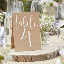 table numbers wedding wedding table numbers numbers for wedding tables vintage