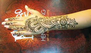 Indian Style - indian style henna pattern by hennarung on deviantart