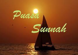apa saja puasa sunnah yang dianjurkan nabi muhammad saw