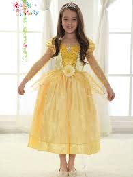 Toddler Princess Halloween Costumes Cheap Child Princess Belle Halloween Costume