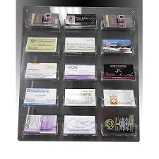 wall business card holder clear acrylic wall mounted sign holder