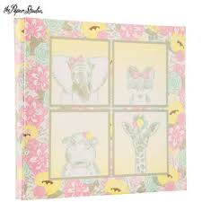 baby girl scrapbook album baby girl animals post bound scrapbook album 12 x 12 hobby