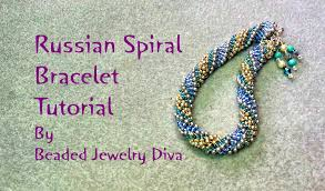 youtube beads bracelet images Beading tutorial russian spiral tutorial russian spiral bracelet jpg