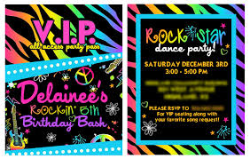 top 12 neon birthday party invitations theruntime com