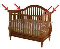 Wendy Bellissimo Convertible Crib Cribs Sold By Bassettbaby Recalled Due To Entrapment And