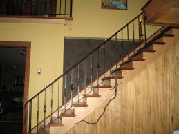 Iron Stair Banister Wrought Iron Railings Staircase Railings Interior Railings