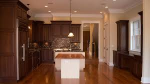 Kitchen Cabinets  Bathroom Vanity Cabinets Advanced Cabinets - Light cherry kitchen cabinets