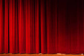 Theater Drop Curtain Stage Curtain Pictures Images And Stock Photos Istock