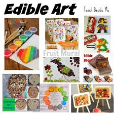 100 edible education projects teach beside me
