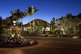 San Diego Spa And Patio Paradise Point Resort San Diego Usa Booking Com