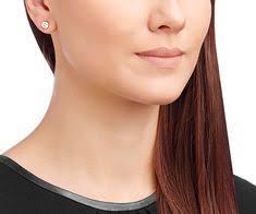 sheena pierced earrings sheena pierced earrings jewelry swarovski online shop