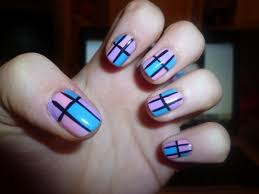 nail art design at home home design ideas lines nail art designs