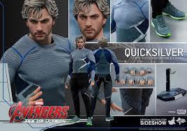 quicksilver movie avengers avengers age of ultron quicksilver sixth scale figure toy