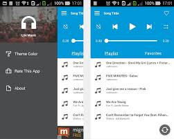 tutorial android user create a music player on android project setup music files