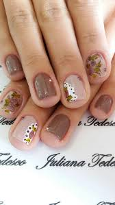 fall thanksgiving nail art 95 best nails brown images on pinterest enamels fall nail art