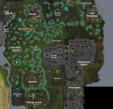 World Map Runescape by Mort Myre Swamp Darkscape Wiki Fandom Powered By Wikia