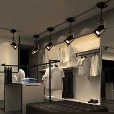 vintage loft ceiling light 2 3 heads creative loft track lamp