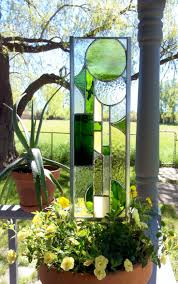 Glass Garden Art 110 Best Tristan U0027s Stained Glass Garden Stakes And Windows