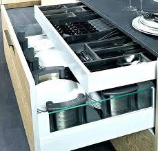 tiroir de cuisine sur mesure tiroir de cuisine cuisine systeme de rangement tiroir cuisine