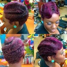 atlanta hair style wave up for black womens finger waves on short african american hair google search hair