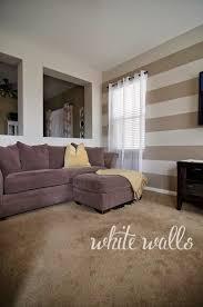 erin u0027s living u0026 dining room makeover white walls