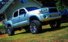 toyota tacoma road wheels 2007 toyota tacoma dirt road rd01 maxtrac suspension lift 6in