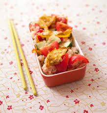 cuisine d été recette salade de riz estivale à la truite les meilleures recettes de